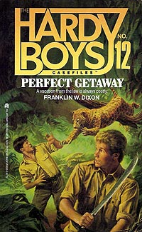 Hardy Boys Adventures #9: The Curse of the Ancient Emerald by Franklin W. Dixon
