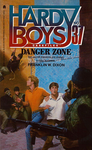 #37 - Danger Zone
