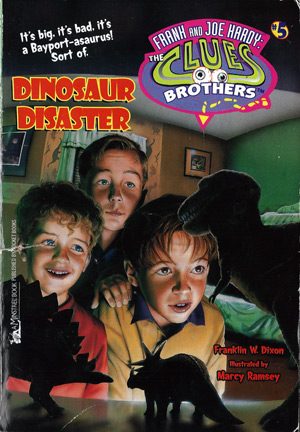 #5 - The Dinosaur Disaster