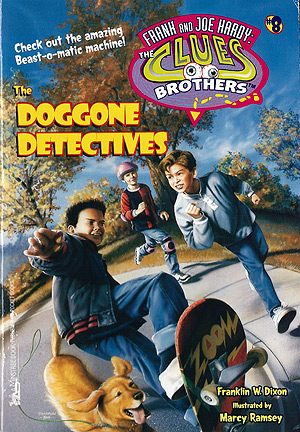 #8 - The Dog-Gone Detectives