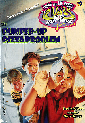 #9 - The Pumped-Up Pizza Problem