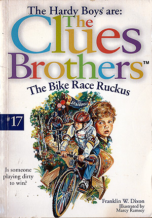 #17 - The Bike Race Ruckus