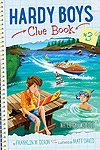Hardy Boys Clue Book #3: Water-Ski Wipeout