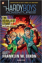 Papercutz Graphic Novel: The Hardy Boys Aventures #2: The Deadliest Stunt