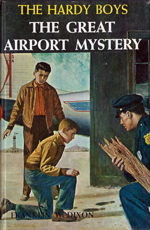 #9 - The Great Airport Mystery