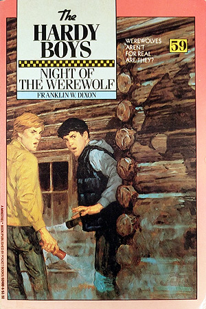 The Sting Of The Scorpion The Hardy Boys 58