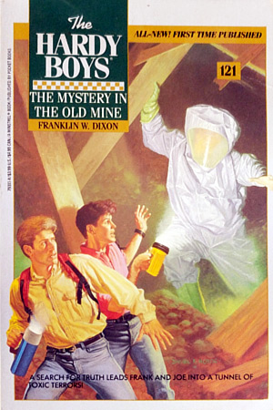 #121 - The Mystery in the Old Mine