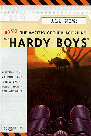#178 - The Mystery of the Black Rhino