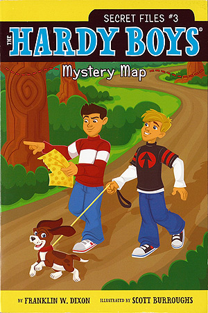 #3 - Mystery Map