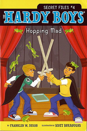 #4 - Hopping Mad