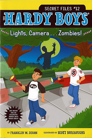 #12 - Lights, Camera ... Zombies!