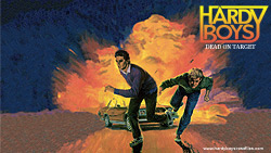 Hardy Boys Casefiles 1 Dead on Target Wallpaper