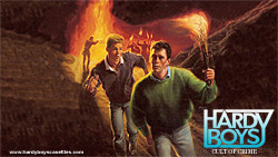 Hardy Boys Casefiles 3 Cult of Crime Wallpaper