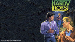 Hardy Boys Casefiles 8 See No Evil Wallpaper