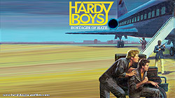 Hardy Boys Casefiles 10 Hostages Of Hate Wallpaper