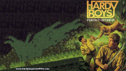 Hardy Boys Casefiles 12 Perfect Getaway Wallpaper